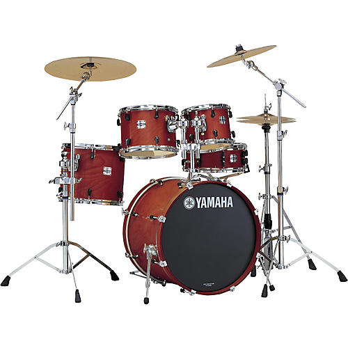 yamaha stage custom nouveau 5 piece fusion oak drum set. Black Bedroom Furniture Sets. Home Design Ideas