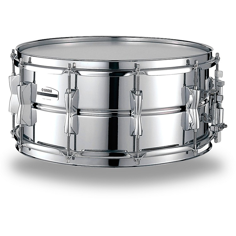 Yamaha Stage Custom Steel Snare 14 X 6.5