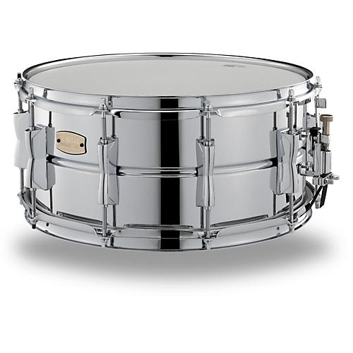 yamaha stage custom steel snare 14 x 6 5 in musician 39 s friend. Black Bedroom Furniture Sets. Home Design Ideas