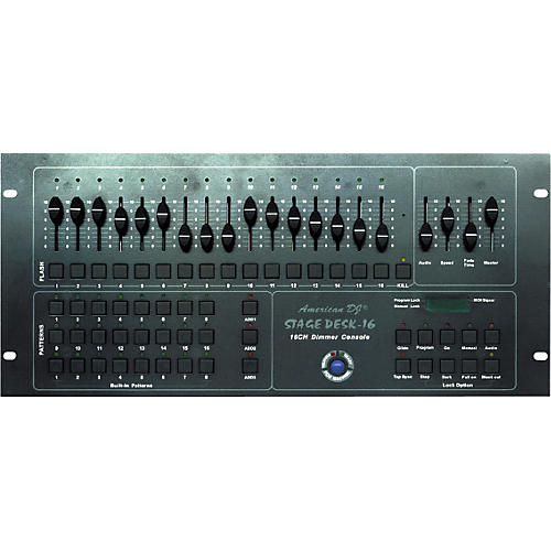 American DJ Stage Desk-16 16-Channel Dimmer Console