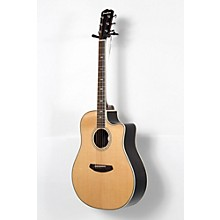 Breedlove Stage Dreadnought Acoustic Electric Guitar Level 2 Natural 190839033208
