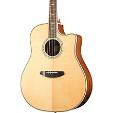 Breedlove Stage Dreadnought CE Acoustic-Electric Guitar Gloss Natural