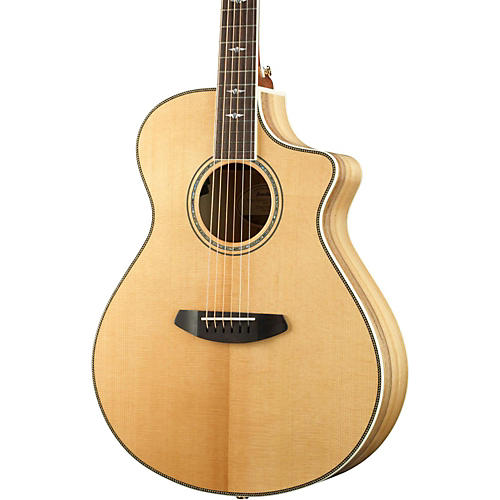 Breedlove Stage Exotic Concert CE Sitka Spruce - Myrtlewood Acoustic-Electric Guitar-thumbnail