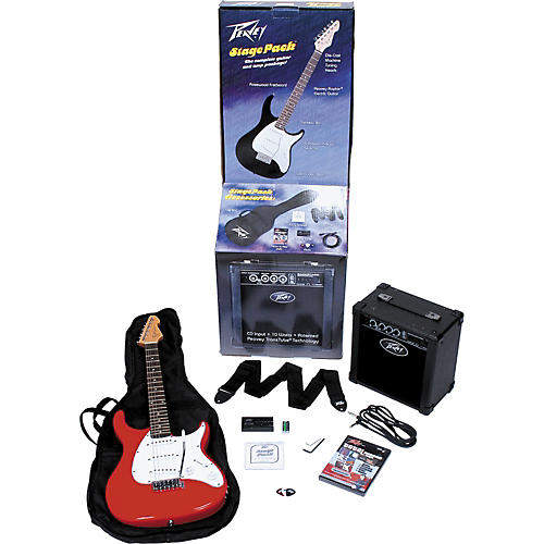 Peavey Stage Pack Electric Guitar-thumbnail