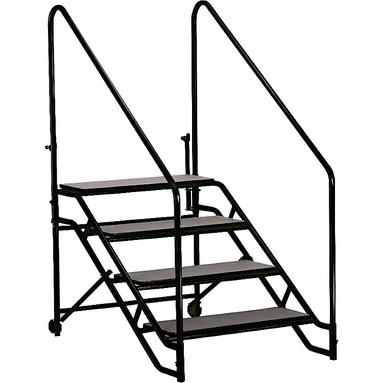 Midwest Folding Products Stage & Seated Risers Steps For 32
