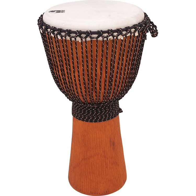 Toca Stage Series Djembe with Bag 13 inch Natural
