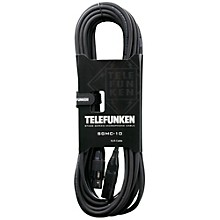 Telefunken Stage Series XLR Mic Cable