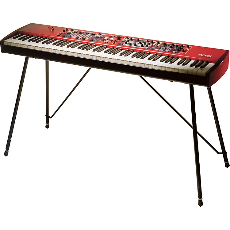 Nord Stage and Combo Legs Red