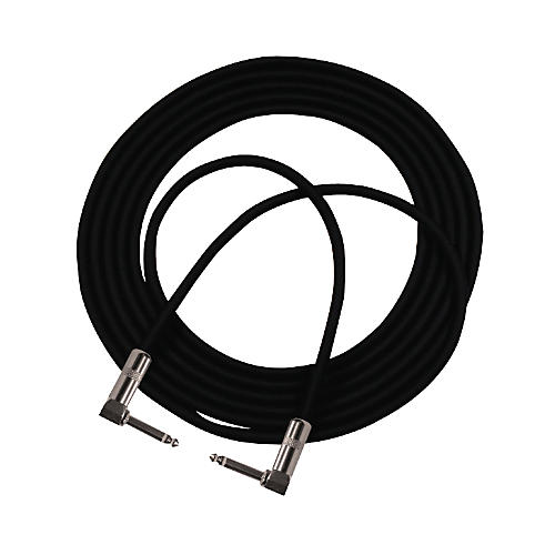 Pro Co StageMASTER Double Angle Instrument Cable 6 in.