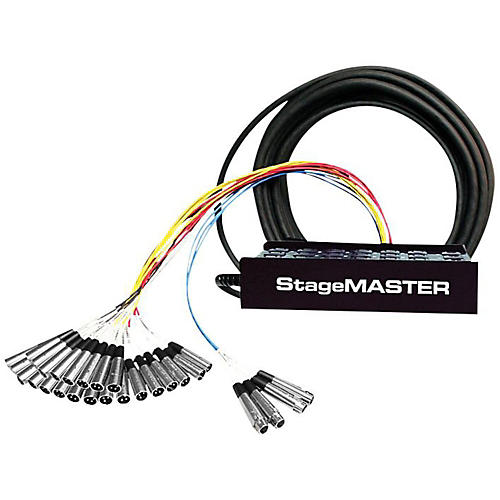 Pro Co StageMASTER SMC Series 28-Channel Snake 50 ft.
