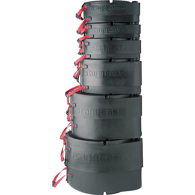 StaggStagg Standard 20 Drum Case Set