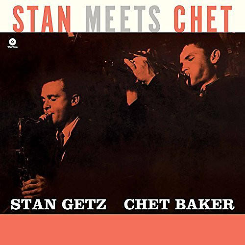 Alliance Stan Getz & Baker, Chet - Stan Meets Chet