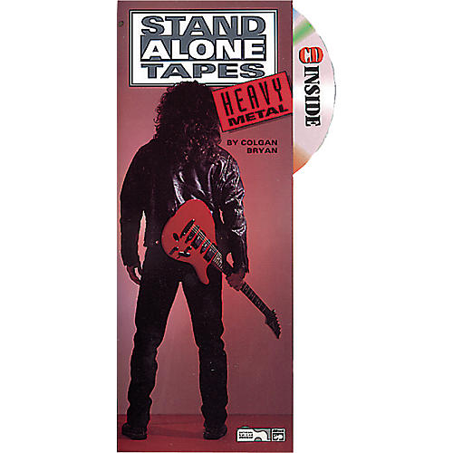 Alfred Stand Alone Tracks - Heavy Metal (Guide and CD)