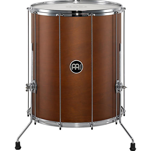 Meinl Stand Alone Wood Surdo with Legs 24 x 20 in. African Brown