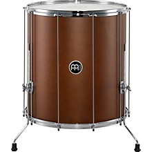 Meinl Stand Alone Wood Surdo with Legs 24 x 22 in. African Brown