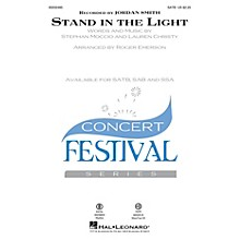 Hal Leonard Stand in the Light ShowTrax CD Arranged by Roger Emerson