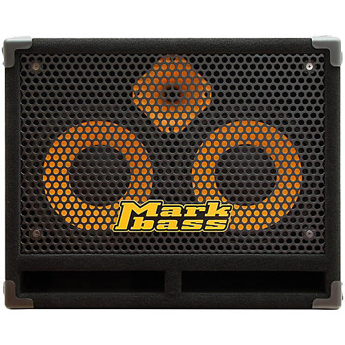 Markbass Standard 102HF Front-Ported Neo 2x10 Bass Speaker Cabinet-thumbnail