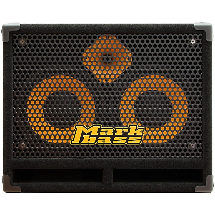 Markbass Standard 102HF Front-Ported Neo 2x10 Bass Speaker Cabinet  4 Ohm
