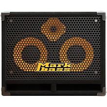Open BoxMarkbass Standard 102HF Front-Ported Neo 2x10 Bass Speaker Cabinet