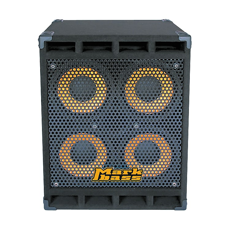 Markbass Standard 104HF Front-Ported Neo 4x10 Bass Speaker Cabinet  8 Ohm