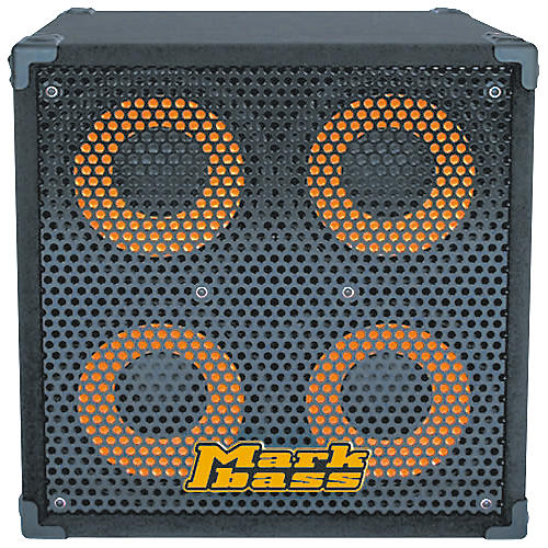 Markbass Standard 104HR Rear-Ported Neo 4x10 Bass Speaker Cabinet  4 Ohm
