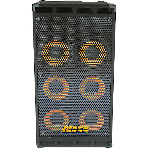 Markbass Standard 106HF Front-Ported Neo 6x10 Bass Speaker Cabinet-thumbnail