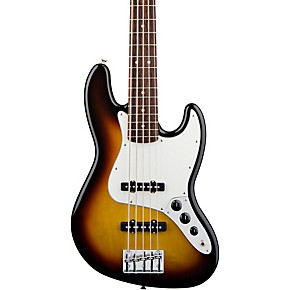 fender standard 5 string jazz bass guitar musician 39 s friend. Black Bedroom Furniture Sets. Home Design Ideas