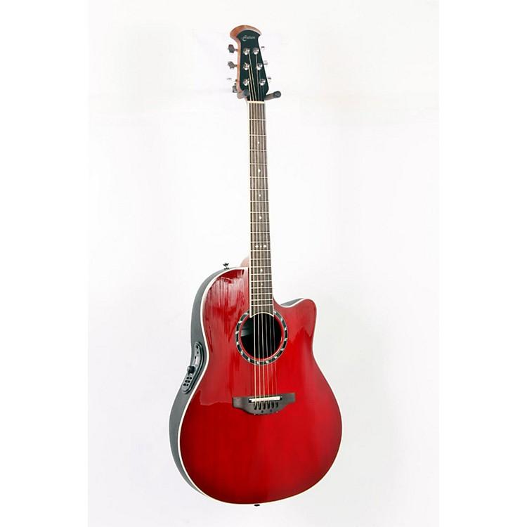 OvationStandard Balladeer 1771 AX Acoustic-Electric Guitar