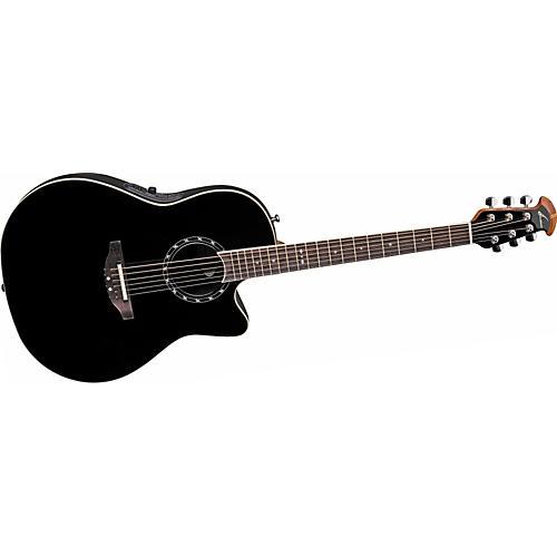 Ovation Standard Balladeer 1771 AX Acoustic-Electric Guitar with Gigbag