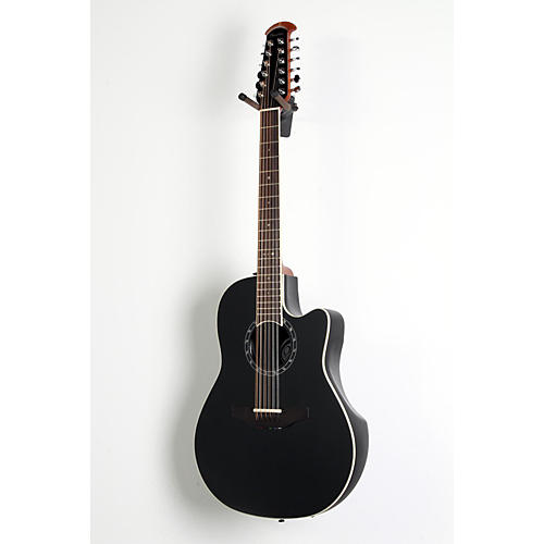 Ovation Standard Balladeer 2751 AX 12-String Acoustic-Electric Guitar-thumbnail