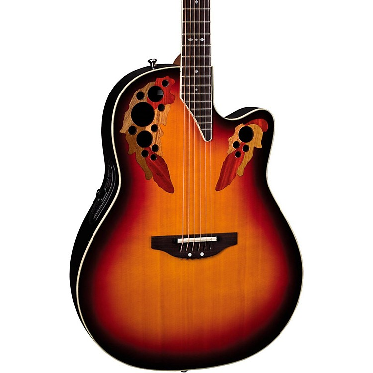 Ovation Standard Elite 2778 AX Acoustic-Electric Guitar