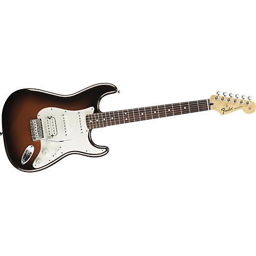Fender Standard FSR HSS Stratocaster Electric Guitar-thumbnail