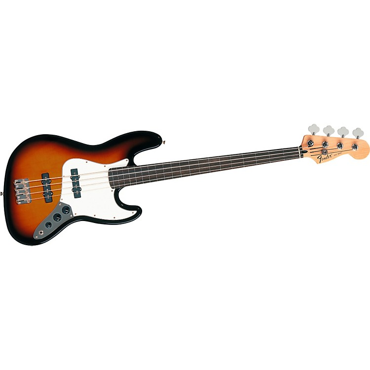 Fender Standard Fretless Jazz Bass