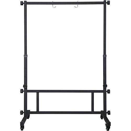 Agazarian Standard Gong Stand with Wheels-thumbnail