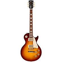 Standard Historic 1958 Les Paul Reissue VOS Electric Guitar Bourbon Burst
