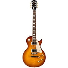 Gibson Custom Standard Historic 1959 Les Paul Reissue Gloss Electric Guitar Iced Tea