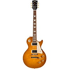 Gibson Custom Standard Historic 1959 Les Paul Reissue Gloss Electric Guitar Lemon Burst