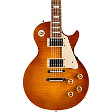 Gibson Custom Standard Historic 1959 Les Paul Reissue Gloss Electric Guitar Sunrise Tea Burst