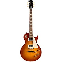 Standard Historic 1959 Les Paul Reissue Gloss Electric Guitar Sunrise Tea Burst