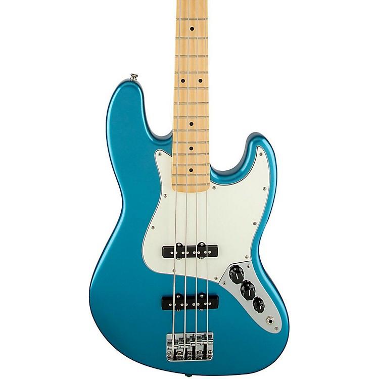 FenderStandard Jazz Bass GuitarBlackGloss Maple Fretboard