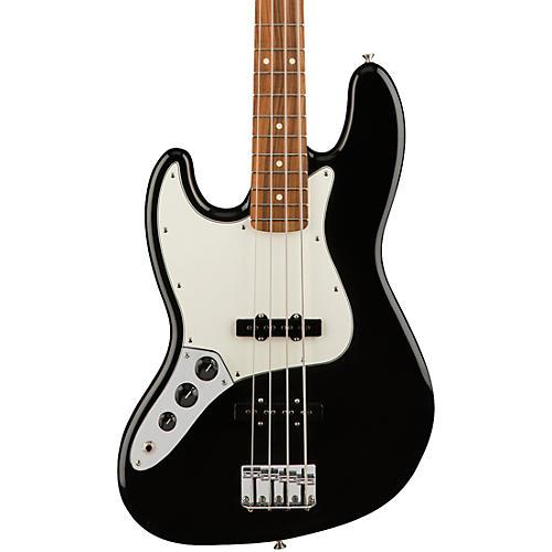 Fender Standard Jazz Bass Left-Handed Pau Ferro Fingerboard-thumbnail