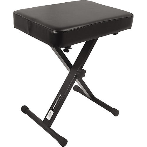 On-Stage Stands Standard Keyboard Bench