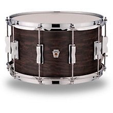 Ludwig Standard Maple Snare Drum with Aged Ebony Veneer