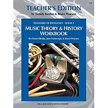 KJOS Standard Of Excellence BK2,MSC THRY/HISTORY WB-TEACHER