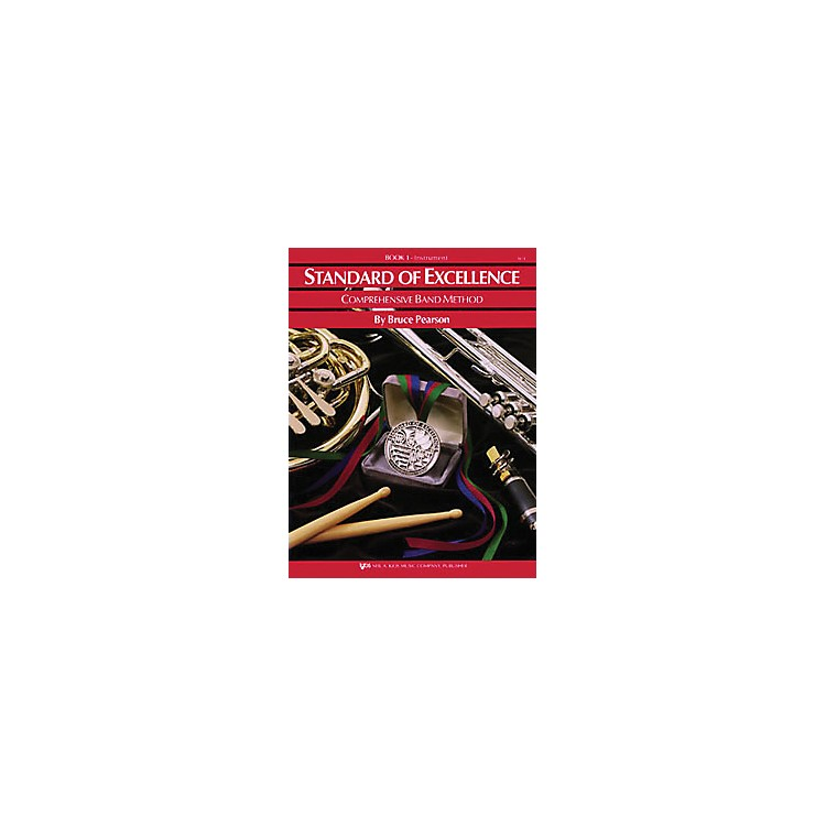 KJOS Standard Of Excellence Book 1 Baritone Bc