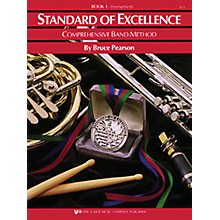 KJOS Standard Of Excellence Book 1 Baritone Tc