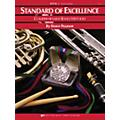 KJOS Standard Of Excellence Book 1 Drums/Mallet Percussion
