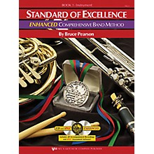 KJOS Standard Of Excellence Book 1 Enhanced Timpani/Aux Perc