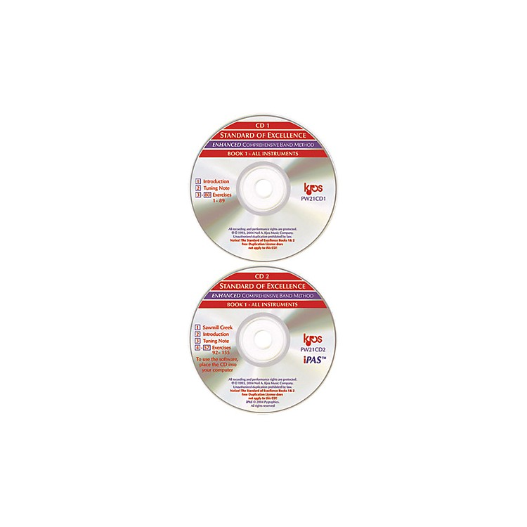 KJOSStandard Of Excellence Book 1 Enhancer Kit