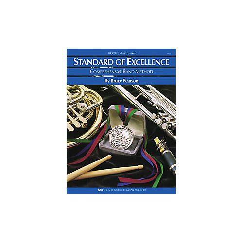 KJOS Standard Of Excellence Book 2 Baritone Bc